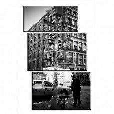Картина на холсте по фото Модульные картины Печать портретов на холсте Нью Йорк