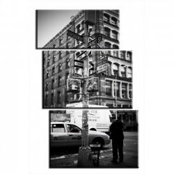 Нью Йорк - Модульная картины, Репродукции, Декоративные панно, Декор стен