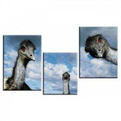 Фото на холсте Печать картин Репродукции и портреты - Трое