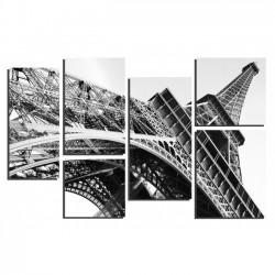 Эйфелива башня - Модульная картины, Репродукции, Декоративные панно, Декор стен