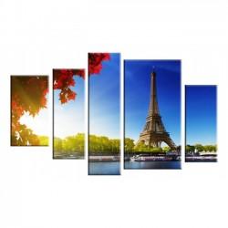 Париж - Модульная картины, Репродукции, Декоративные панно, Декор стен