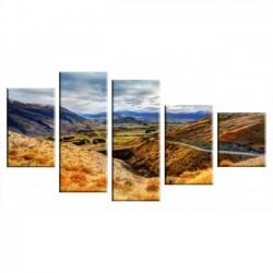 Фото на холсте Печать картин Репродукции и портреты - Горный пейзаж