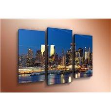 Картина на холсте по фото Модульные картины Печать портретов на холсте Модульная картина на  метале - m-000670
