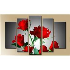 Картина на холсте по фото Модульные картины Печать портретов на холсте Модульная картина на  метале - 5m-624