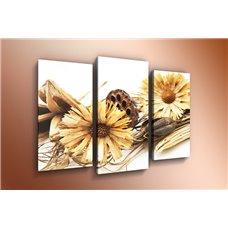 Картина на холсте по фото Модульные картины Печать портретов на холсте Модульная картина на  метале - m-000206