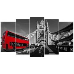 Тауэрский мост - Модульная картины, Репродукции, Декоративные панно, Декор стен