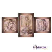 Портреты картины репродукции на заказ - Три сестрицы