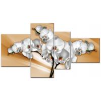 Портреты картины репродукции на заказ - Цветная орхидея