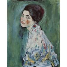 Картина на холсте по фото Модульные картины Печать портретов на холсте Густав Климт картина №1
