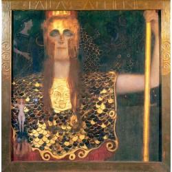 Густав Климт картина №3 - Модульная картины, Репродукции, Декоративные панно, Декор стен