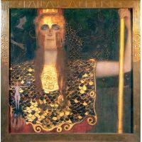 Портреты картины репродукции на заказ - Густав Климт картина №3