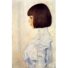 Картина на холсте по фото Модульные картины Печать портретов на холсте Густав Климт картина №4
