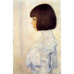 Фото на холсте Печать картин Репродукции и портреты - Густав Климт картина №4