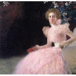 Густав Климт картина №5 - Модульная картины, Репродукции, Декоративные панно, Декор стен