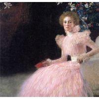 Портреты картины репродукции на заказ - Густав Климт картина №5