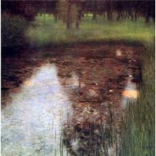 Картина на холсте по фото Модульные картины Печать портретов на холсте Густав Климт картина №6