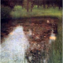 Фото на холсте Печать картин Репродукции и портреты - Густав Климт картина №6
