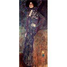 Картина на холсте по фото Модульные картины Печать портретов на холсте Густав Климт картина №8