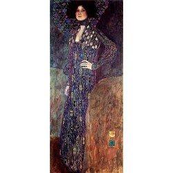 Густав Климт картина №8 - Модульная картины, Репродукции, Декоративные панно, Декор стен