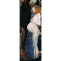 Портреты картины репродукции на заказ - Густав Климт картина №11