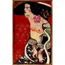 Картина на холсте по фото Модульные картины Печать портретов на холсте Густав Климт картина №15
