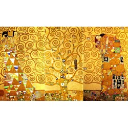 Густав Климт картина №18 - Модульная картины, Репродукции, Декоративные панно, Декор стен