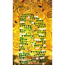 Картина на холсте по фото Модульные картины Печать портретов на холсте Густав Климт картина №19