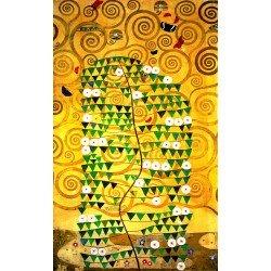 Густав Климт картина №19 - Модульная картины, Репродукции, Декоративные панно, Декор стен