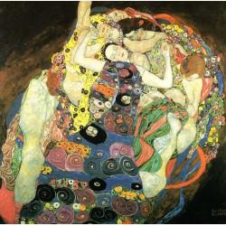 Фото на холсте Печать картин Репродукции и портреты - Густав Климт картина №20