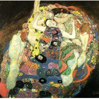 Портреты картины репродукции на заказ - Густав Климт картина №20