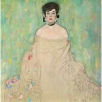 Портреты картины репродукции на заказ - Густав Климт картина №22