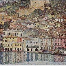 Картина на холсте по фото Модульные картины Печать портретов на холсте Густав Климт картина №24