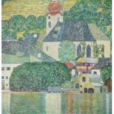 Картина на холсте по фото Модульные картины Печать портретов на холсте Густав Климт картина №25