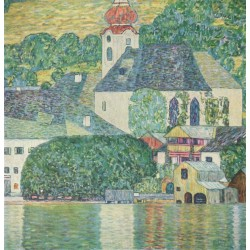 Густав Климт картина №25 - Модульная картины, Репродукции, Декоративные панно, Декор стен