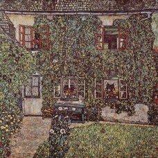 Картина на холсте по фото Модульные картины Печать портретов на холсте Густав Климт картина №29