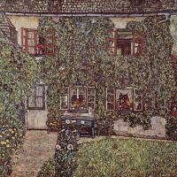 Портреты картины репродукции на заказ - Густав Климт картина №29