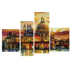 Афремов - Рим - Модульная картины, Репродукции, Декоративные панно, Декор стен