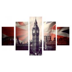 Британика - Модульная картины, Репродукции, Декоративные панно, Декор стен