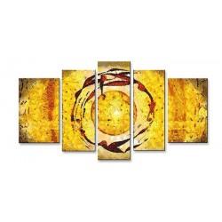 Абстракция - Густав Климт - Модульная картины, Репродукции, Декоративные панно, Декор стен