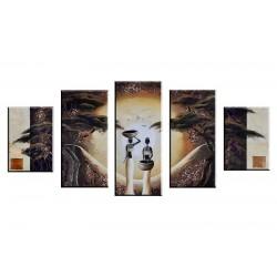 Африка - Модульная картины, Репродукции, Декоративные панно, Декор стен