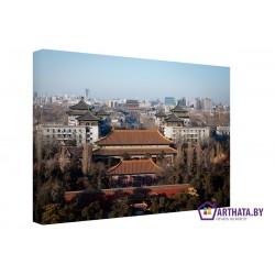 Фото на холсте Печать картин Репродукции и портреты - Старый город
