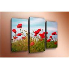 Картина на холсте по фото Модульные картины Печать портретов на холсте Модульная картина на дереве - m-000240