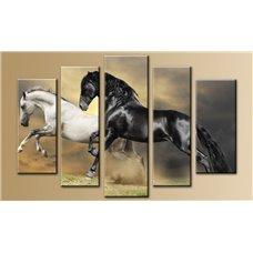Картина на холсте по фото Модульные картины Печать портретов на холсте Модульная картина на дереве - 5m-239