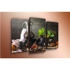 Картина на холсте по фото Модульные картины Печать портретов на холсте Модульная картина на дереве - m-000556