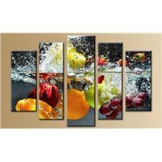 Картина на холсте по фото Модульные картины Печать портретов на холсте Модульная картина на дереве - 5m-668