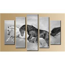 Картина на холсте по фото Модульные картины Печать портретов на холсте Модульная картина на дереве - 5m-564