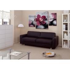 Картина на холсте по фото Модульные картины Печать портретов на холсте Пурпурный цветок