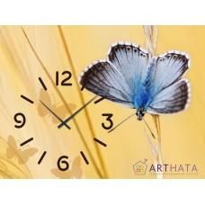 Картина на холсте по фото Модульные картины Печать портретов на холсте Бабочка