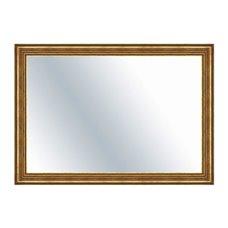 Картина на холсте по фото Модульные картины Печать портретов на холсте Зеркало в багетной раме - 195018