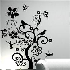 Картина на холсте по фото Модульные картины Печать портретов на холсте Трафарет Сказочное дерево